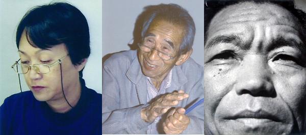 Teruko Oda, Masuda Goga e Nempuku Sato