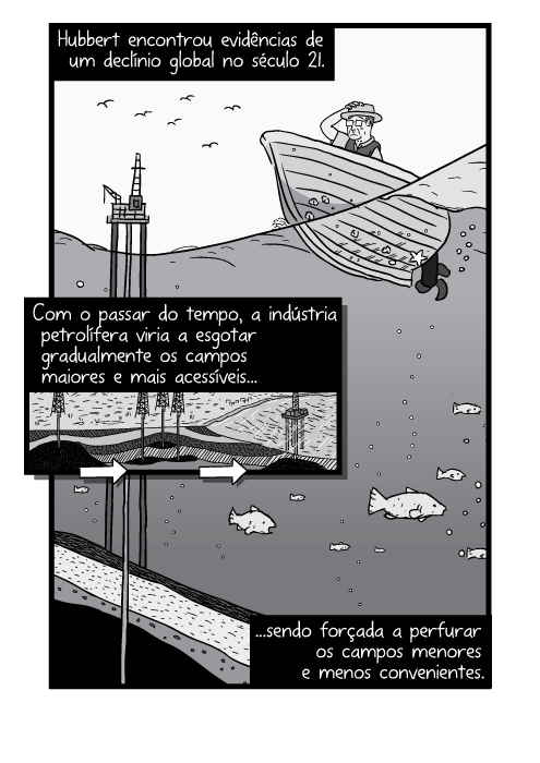 Pico do Petróleo, por Stuart McMillen #080
