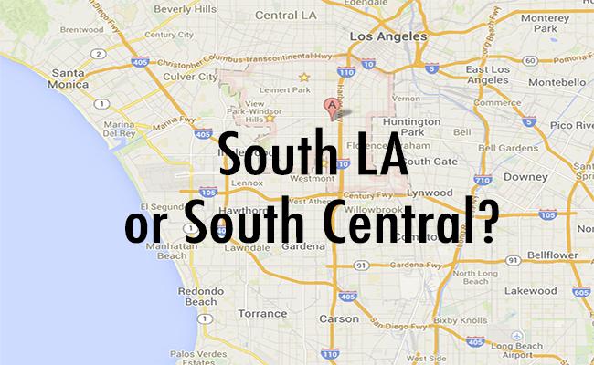Poor Neighborhoods In Los Angeles