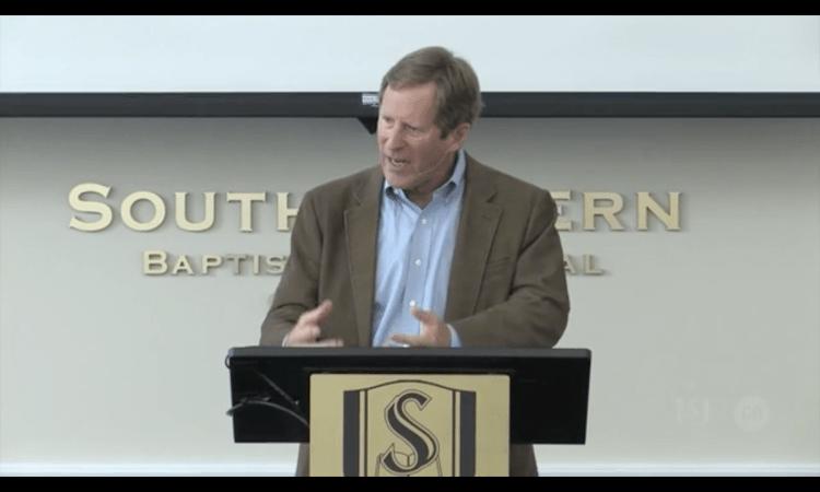 Scott Rae: A Theology of Work, Vocation & Human Flourishing