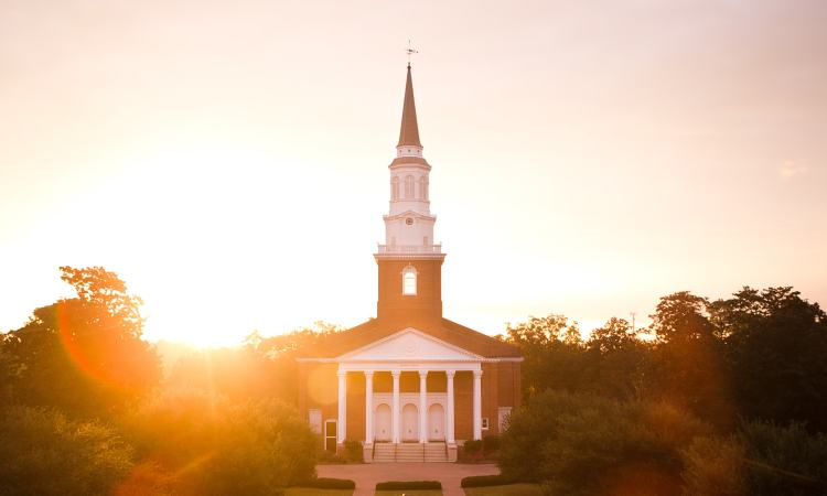 Southeastern Seminary. The Sacrifice Was Hard. The Harvest Is Worth It.