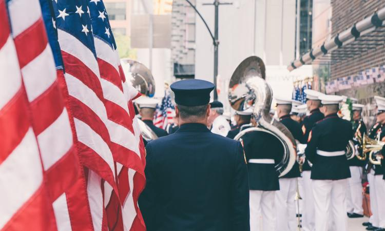 Three Ways to Honor Veterans on Veterans Day (image credit: Spencer Imbrock / Unsplash)