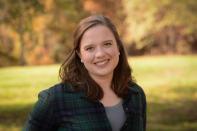 Jordan Parris - Administrative Assistant