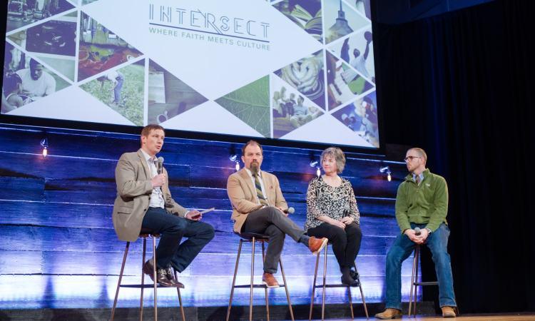 Wisdom Forum: The Good Life panel