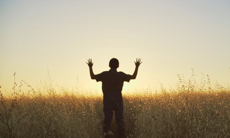 Following God with Open Hands