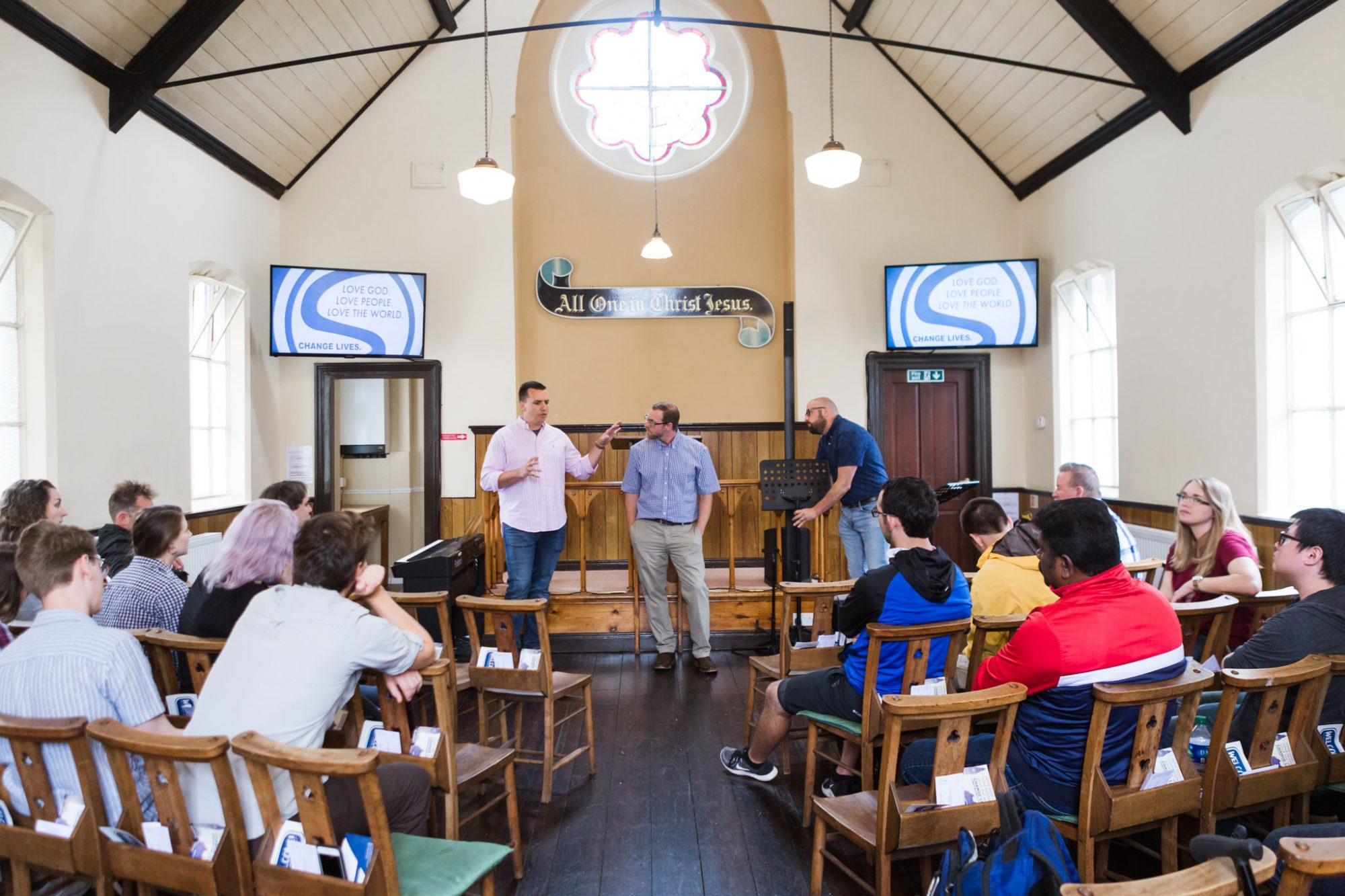 Southside Baptist Church | The Oxford Study Tour (credit: Rebecca Hankins)