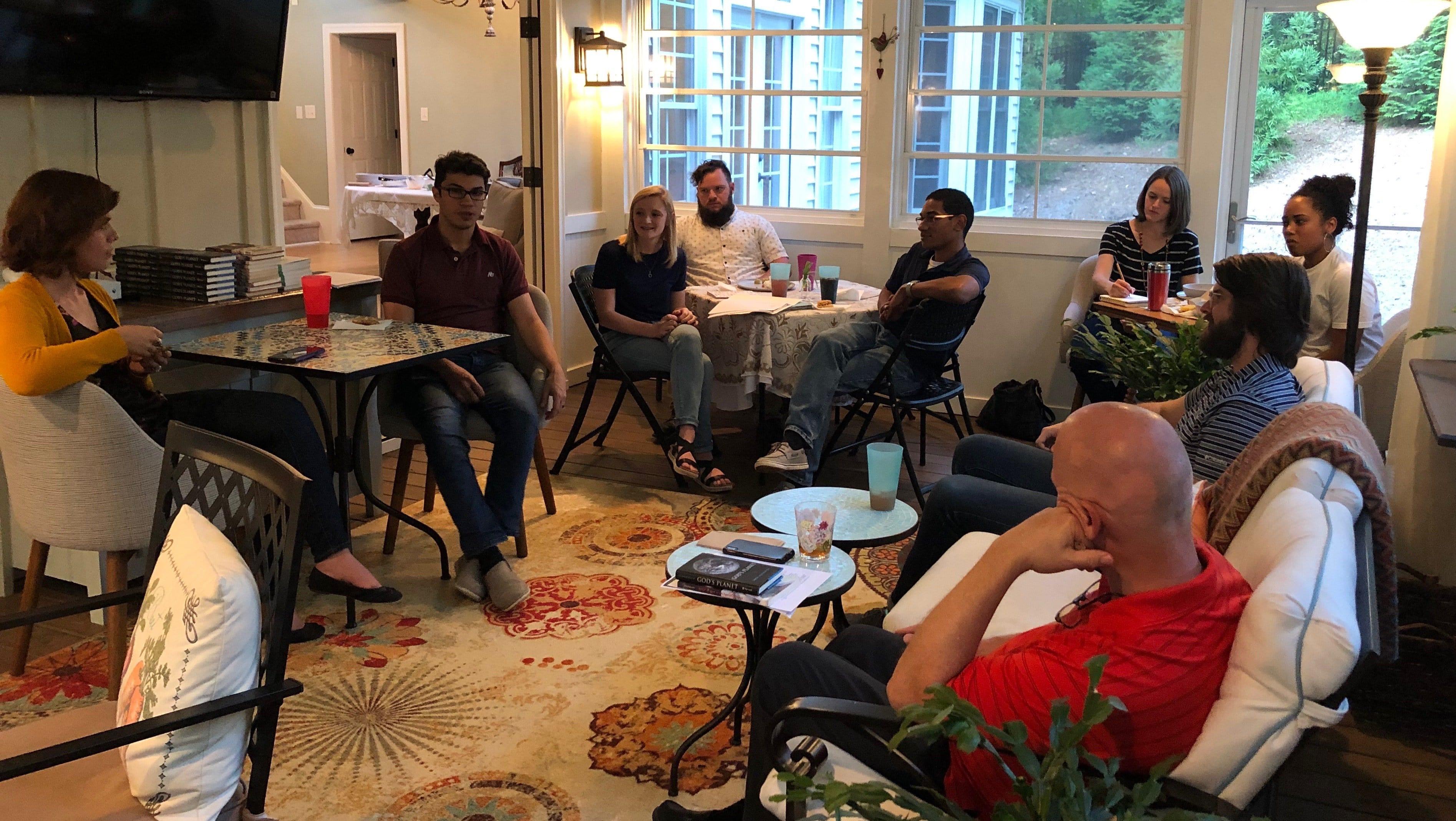 CFC Mentorship — At the Keathley's (2)
