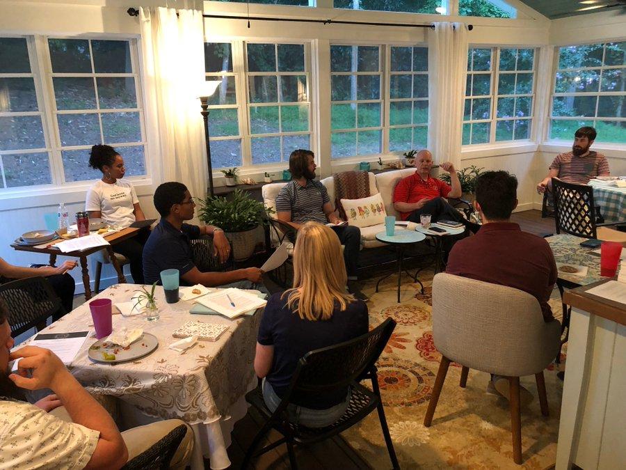 CFC Mentorship — At the Keathley's