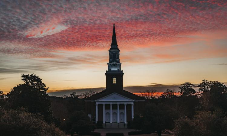 Binkley Chapel at SEBTS