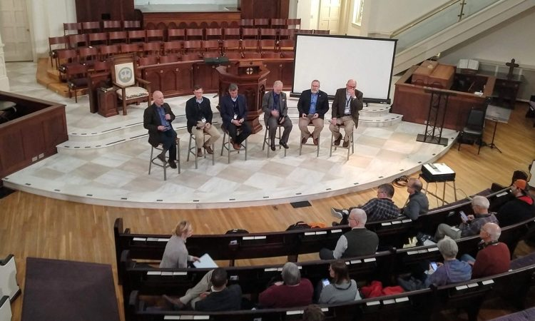 Panel Discussion on Science and the Christian Faith