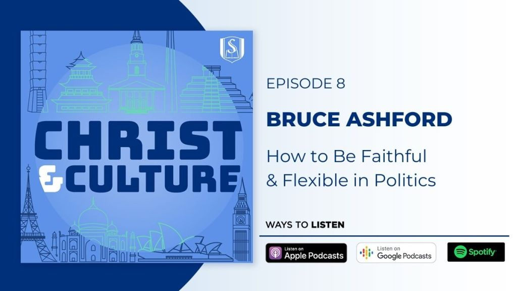 Bruce Ashford on Christ and Culture