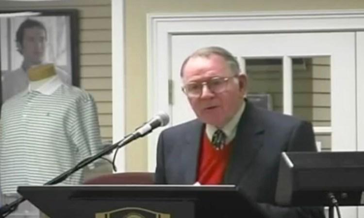 Walter Hooper at Southeastern Seminary