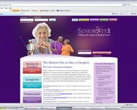 Seniority1 - social networking sample