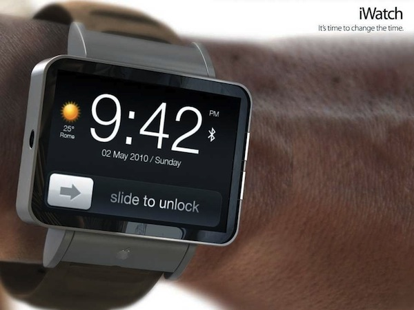 Apple's iWatch may be the next big thing