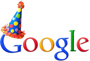 Google Celebrates 15 with New Alorithm