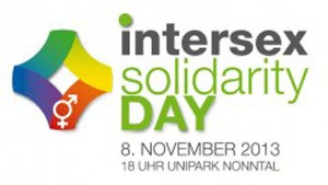 Intersex Solidarity Day, 2013