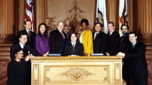Supervisors, City and County of San Francisco