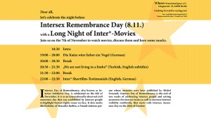 Long night of inter*movies