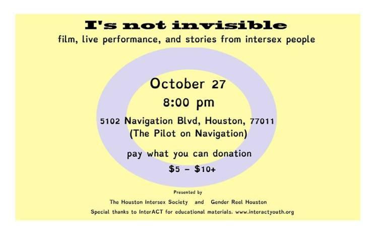Houston event