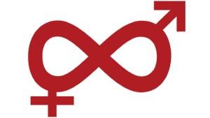 Intersukupuolisuus logo