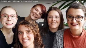 Young & Intersex video image