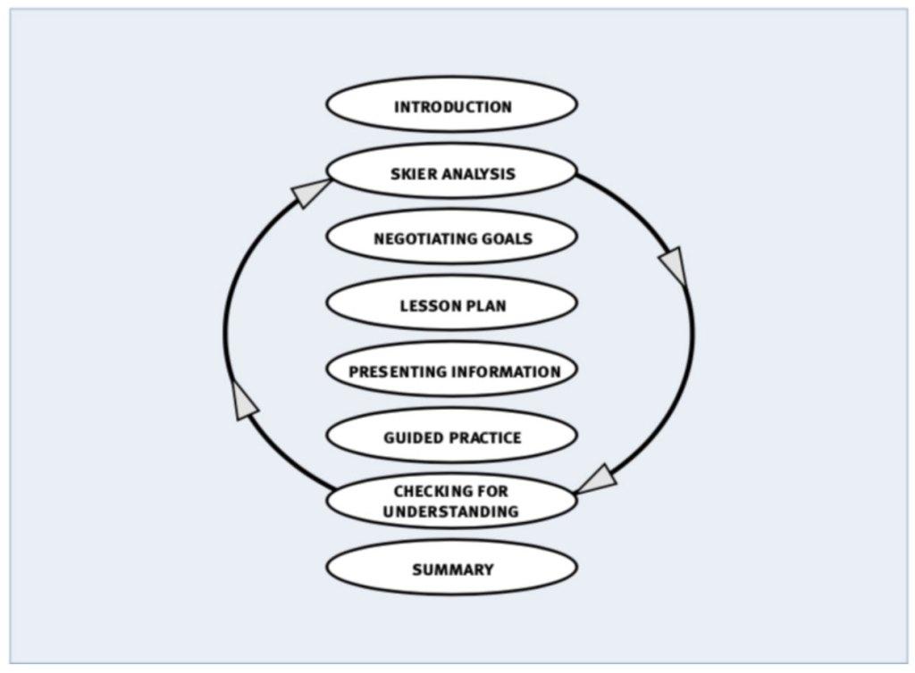 Diagram of Current NZSIA Teaching Model