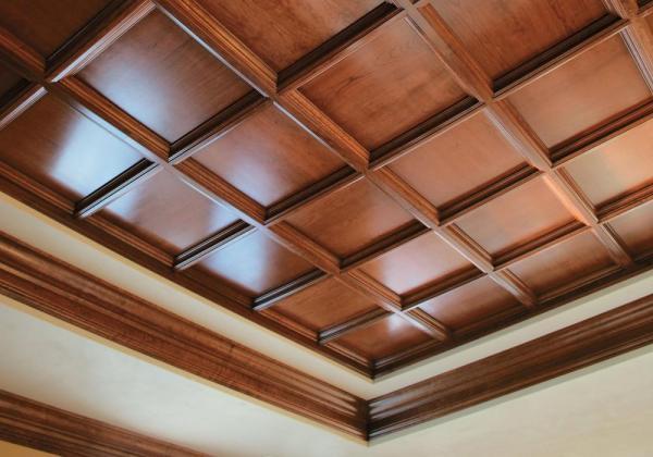 Faux Wood Ceiling Tiles Tile Design Ideas