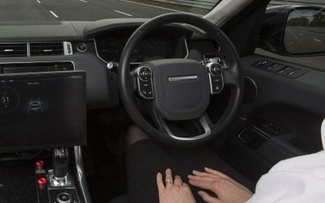 95156466 driverlesscarpa - Driverless cars 'could lead to complacency'