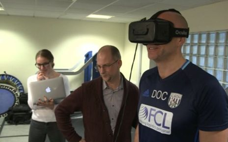 95167924 vr2 - Virtual reality could spot concussion in footballers