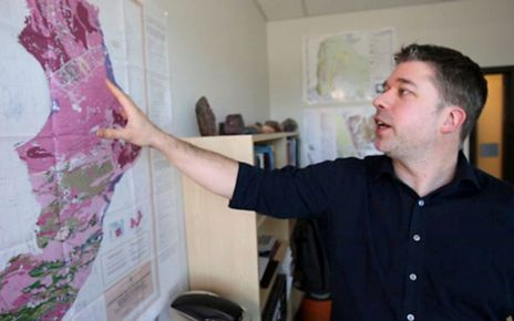 95175723 poster - Scientists play 'geological genealogy'