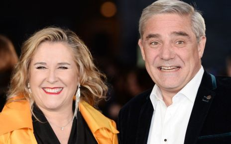 95217839 stephanddom - Gogglebox stars Steph and Dom Parker are reportedly tipped for Strictly