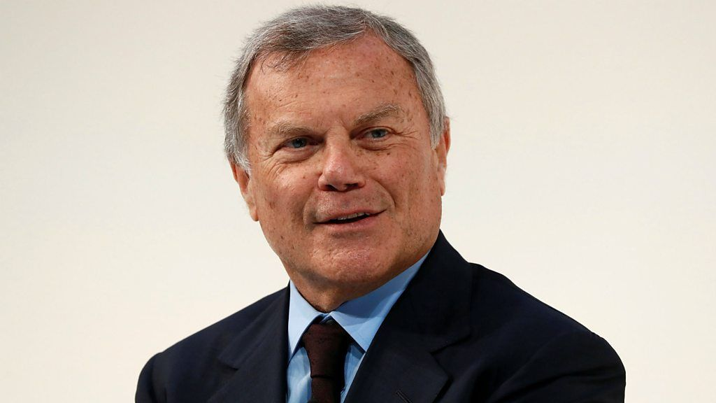 95241628 p04xgl25 - Sir Martin Sorrell says Google must 'place ads in the right way'