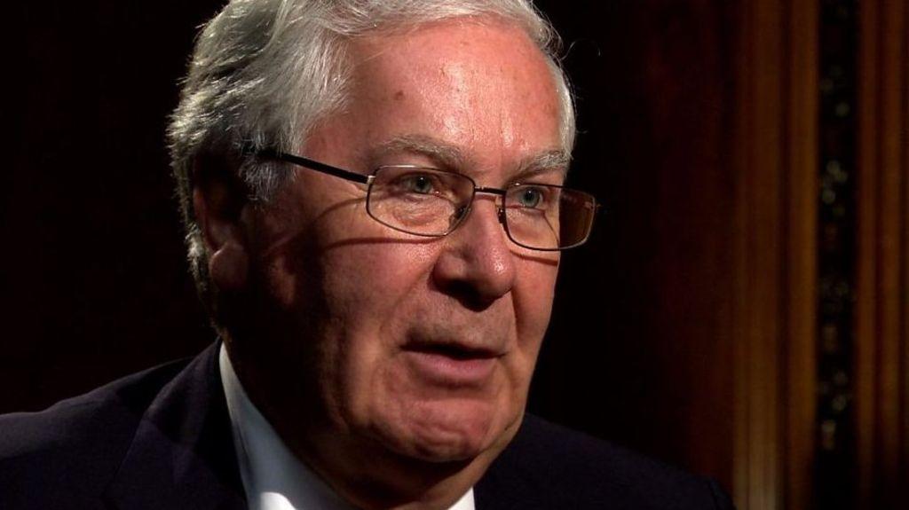 95246420 p04xhpym - No major currency problem for Scotland, says Mervyn King