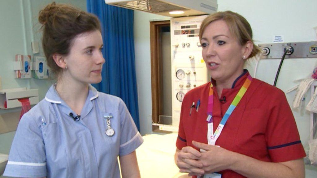 95275895 p04xptmc - 'Role model' nurses inspire cancer survivor