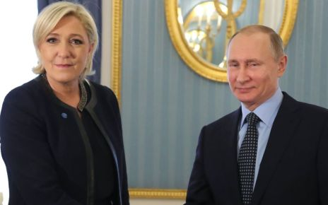 95304491 mediaitem95304490 - France's Marine Le Pen urges end to Russia sanctions
