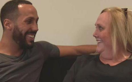 95316977 jamesanddianedegale - James DeGale: How often does the boxer call his mum?