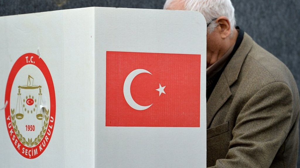 95331283 2a445fcb fd21 4bca 8ac4 ddc1190dcb89 - Voting starts in Europe for Turkish referendum