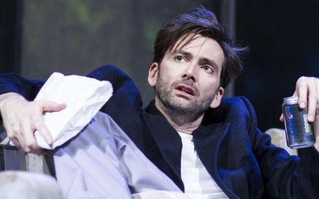 95351268 tennant sit - David Tennant says Don Juan play will stay topical