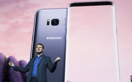 95386015 samsung - Samsung Galaxy S8 - but is it art? The internet reacts