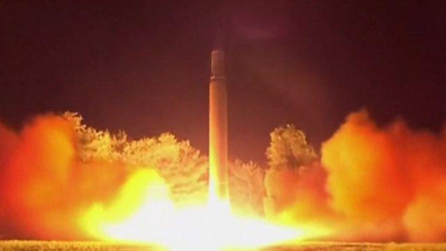 1502314792 569 North Korea warned by Mattis not to invite 039destruction039 - North Korea warned by Mattis not to invite 'destruction'