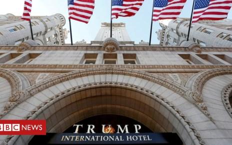 100615132 hi045825559 - Donald Trump 'lacks character' for hotel liquor licence