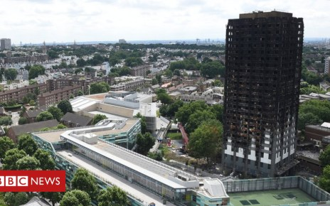 101588994 hi040344736 - Grenfell Tower fire mental health treatment 'to cost £10m'