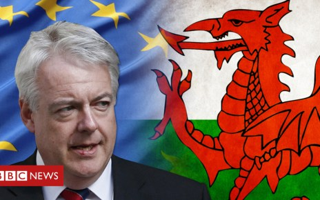 101923816 carwynjones waleseuflags - PM must put UK before party on Brexit, says Carwyn Jones