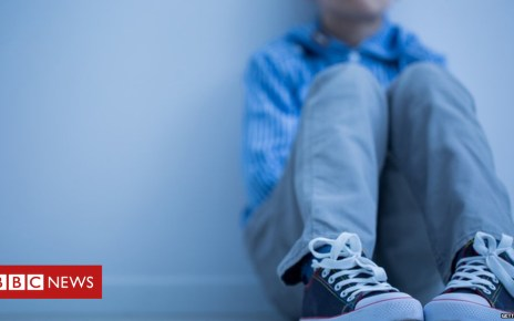 101975933 boysfeetgetty - Half children's services money 'spent on 73,000 in care'