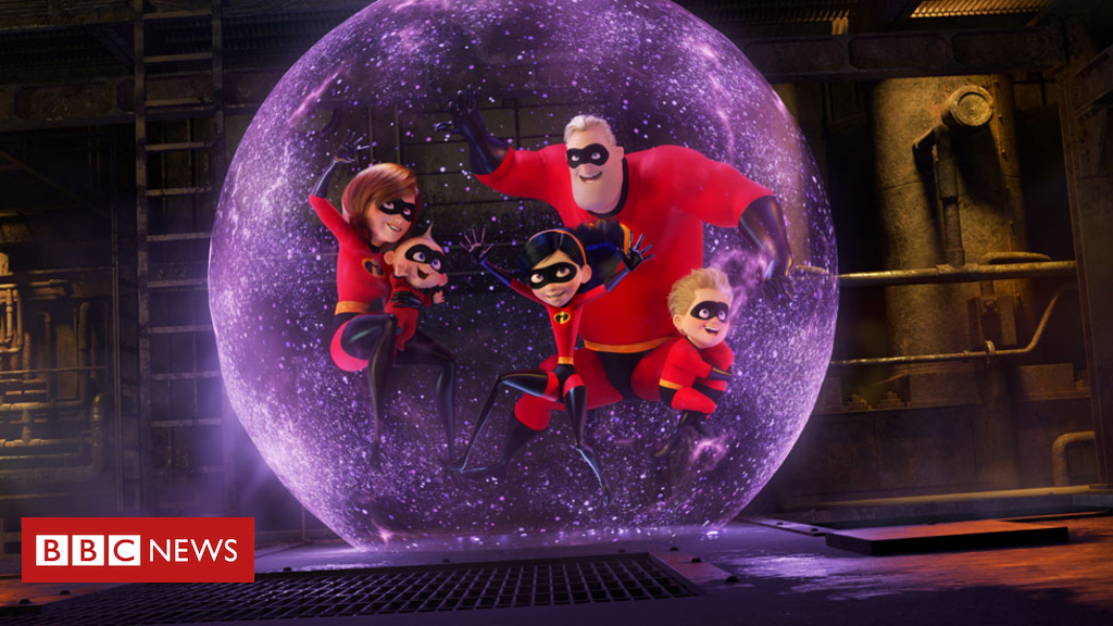 101983081 incredibles1 - How incredible is Incredibles 2? The critics give their verdicts