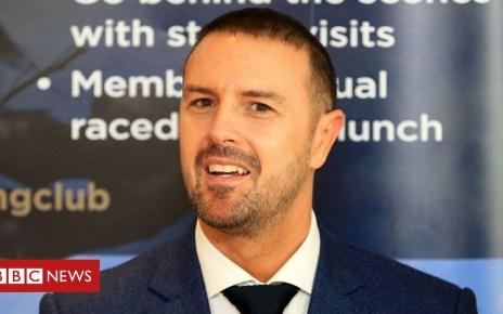 102001050 pa mcguinness - Paddy McGuinness: I've got arthritis at 44