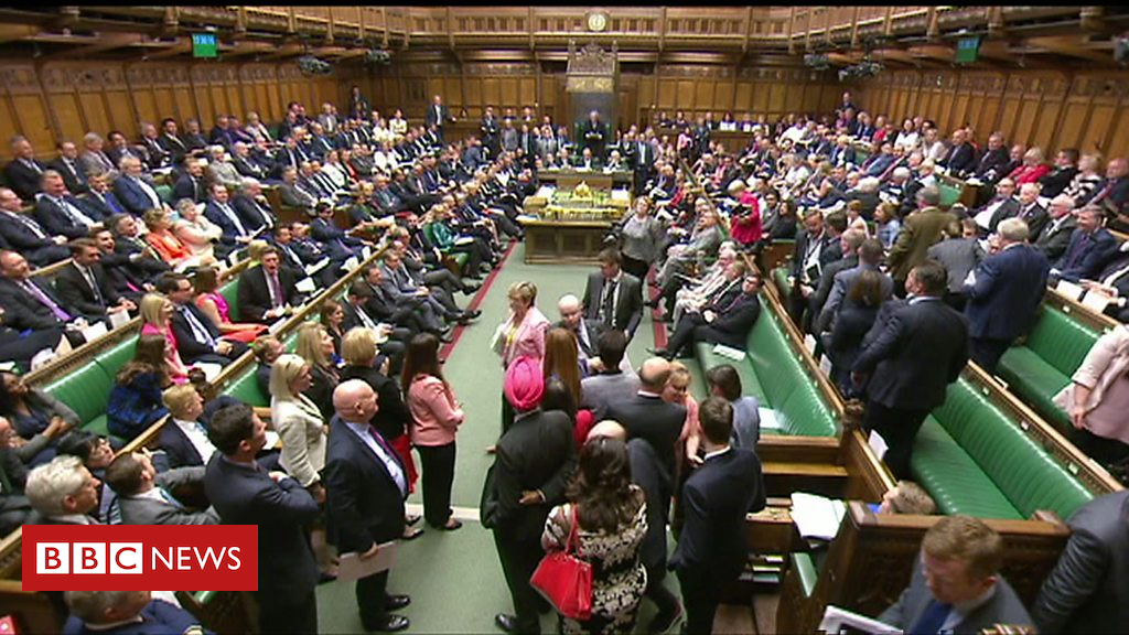 102003765 p069ymb4 - SNP MPs walk out of Prime Minister's Questions