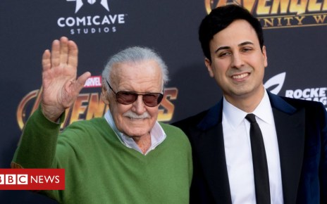 102015740 gettyimages 950775152 - Stan Lee: Marvel Comics magnate 'subject to elder abuse'