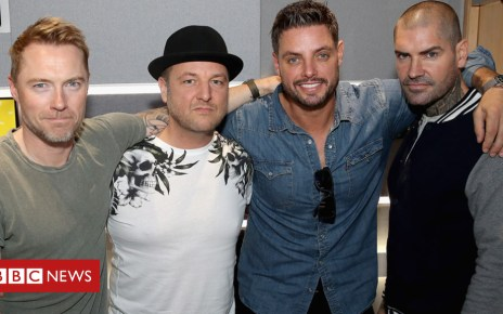 102038643 boyzone1 getty - Boyzone to split after 'final' album and tour