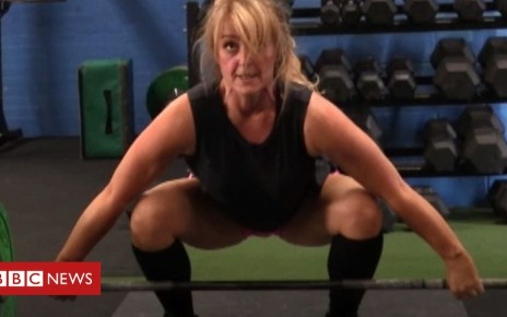 102044113 p06b6jg9 - 'I'm a head teacher and champion weightlifter'